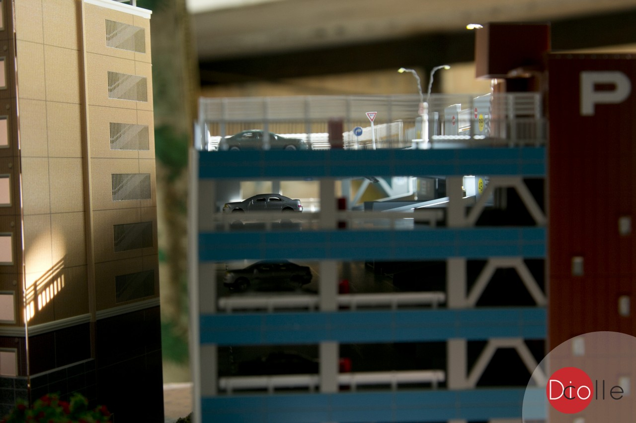 diocolle carpark display 20