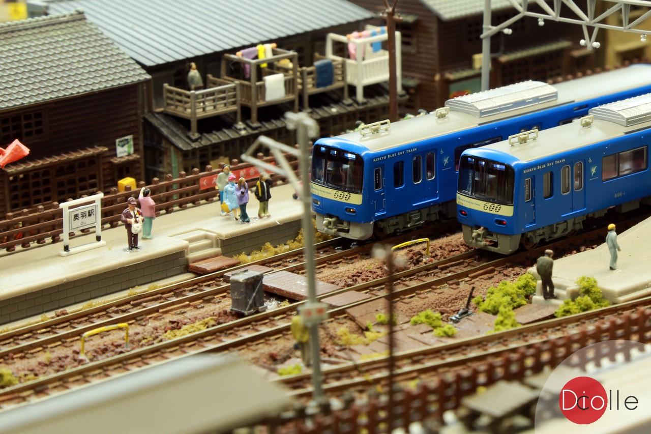 MicroAce 京急600形 「KEIKYU BLUE SKY TRAIN」