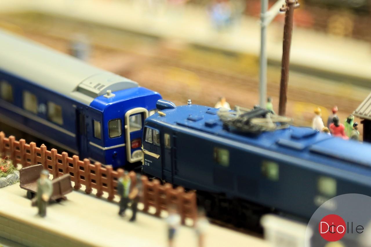 Tomix 14系15形客車(寝台特急あかつき)(寝台特急彗星)