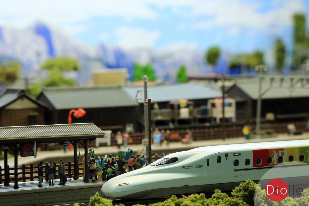 Tomix N700-8000 山陽・九州新幹線(R10編成)