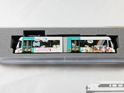 Kato 富山ライトレール TLR0605 とやまグリーントラム