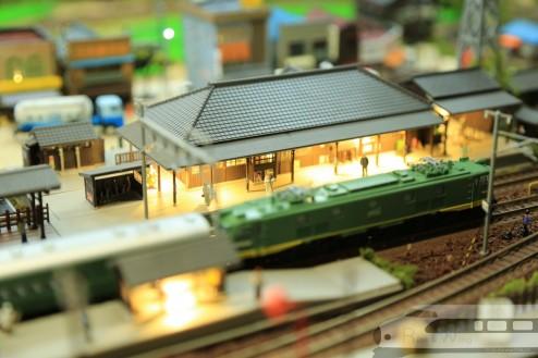 Kato ローカル駅舎セット Part 2