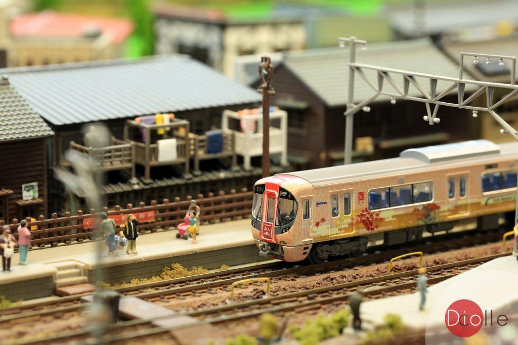 Tomytec 西日本鉄道3000形 旅人-たびと