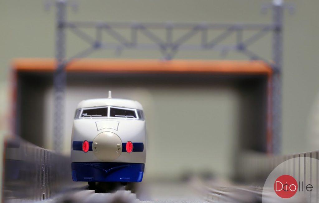MicroAce 国鉄 新幹線0系 0/1000番台 お召列車(青帯入)