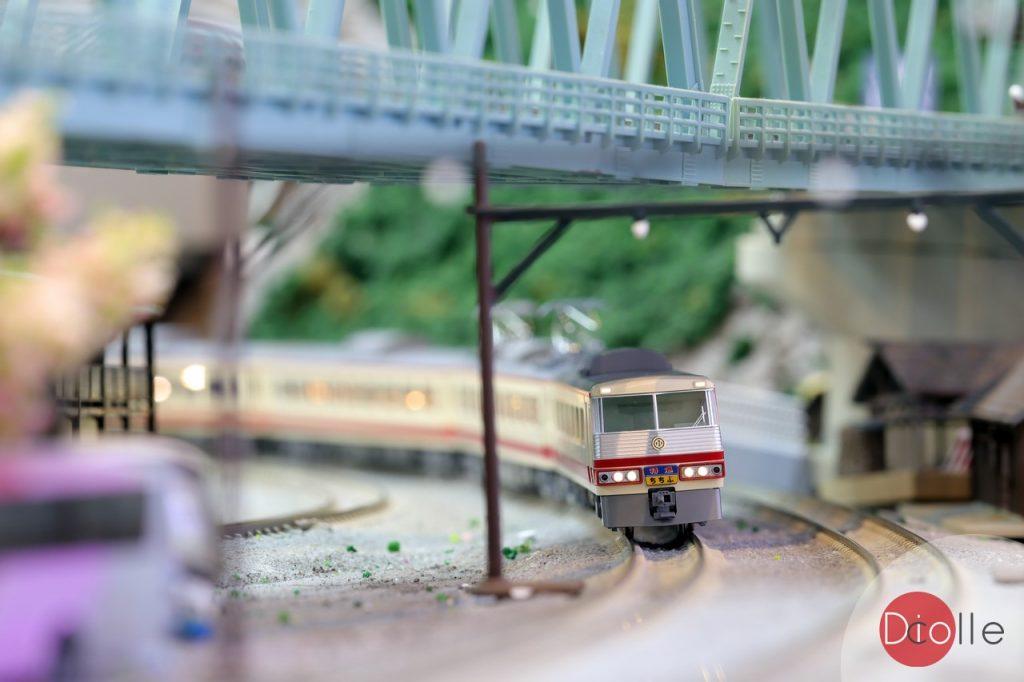 Kato 西武鉄道 5000系〈レッドアロー〉初期形 室內燈