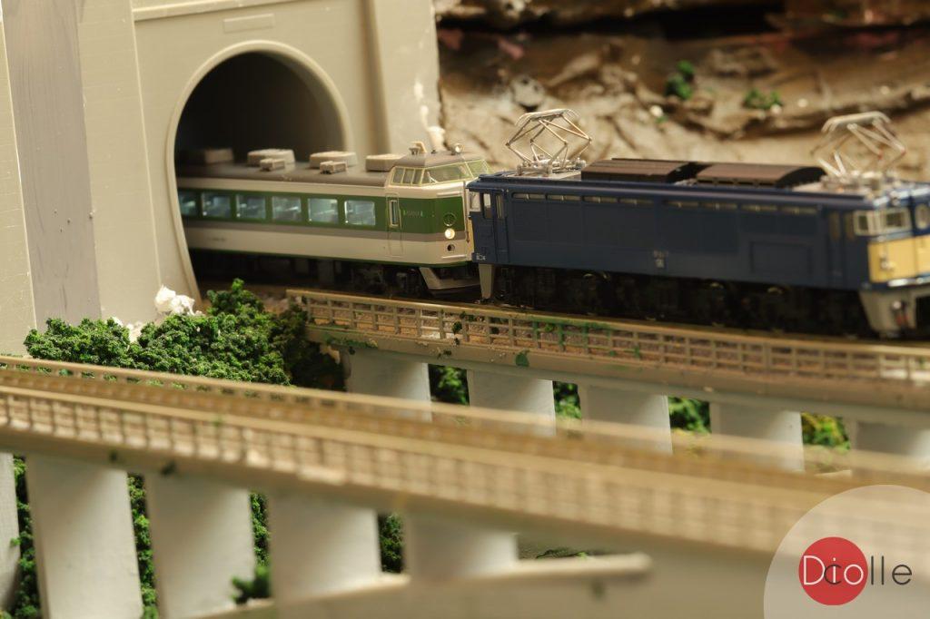 Tomix JR 489系特急電車(あさま)