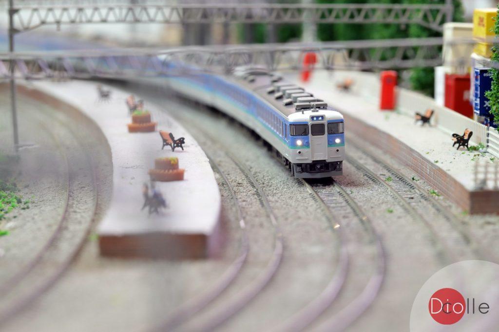Tomix JR 169系電車(長野色)